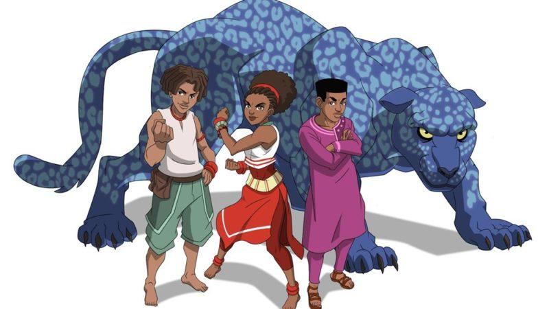YouNeek Teamsは、ダークホースコミックスに関するアニメシリーズを作成します