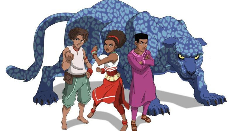 YouNeek团队将制作有关黑马漫画的动画系列