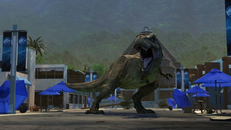 "Nowe filmy z 2. sezonu ""Jurassic World - New Adventures"""