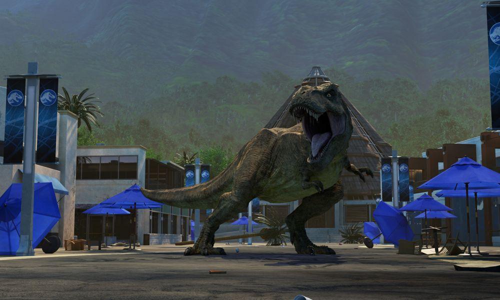 """Nuevos videos de la temporada 2 de """"Jurassic World - Nuevas aventuras"""""""