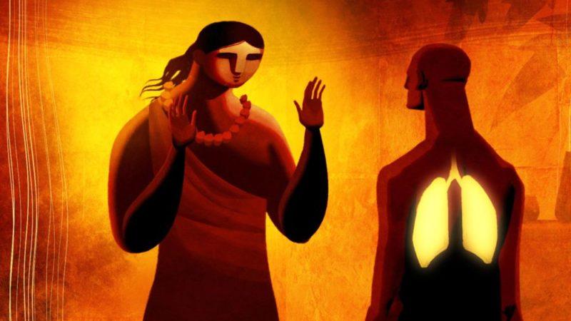"""कपामाहु"" एक प्राचीन पवित्र कहानी की एनिमेटेड लघु फिल्म है"