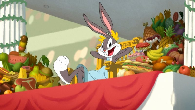 Der Video-Trailer der neuen Looney Tunes-Cartoons