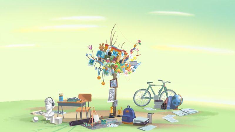 """O trailer de """"Namoo"""", o filme de animação coreano de Erick Oh"""