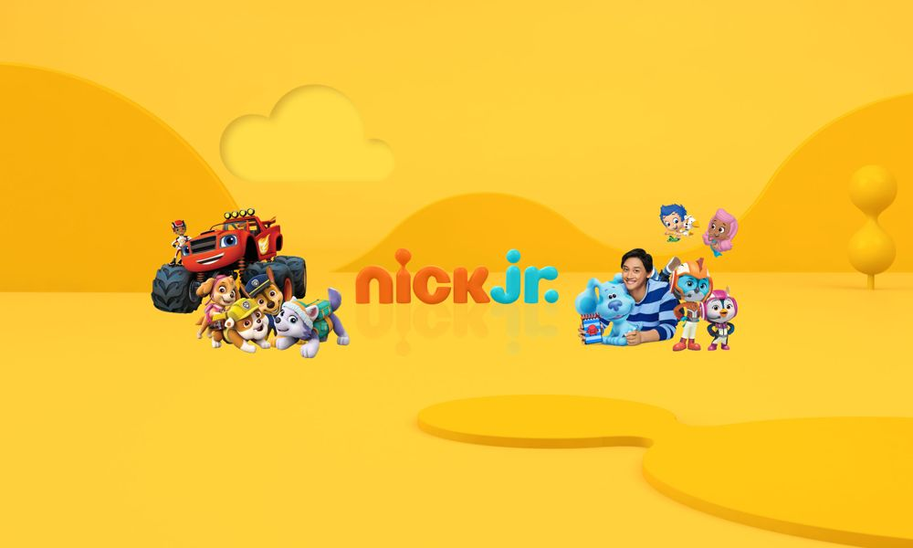 Il primo canale in lingua spagnola di Nick Jr. viene trasmesso su YouTube