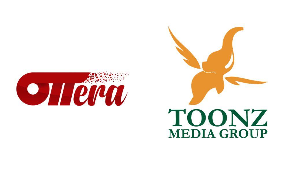 Toonz e OTTera uniscono le forze per la piattaforma New Kids & Family