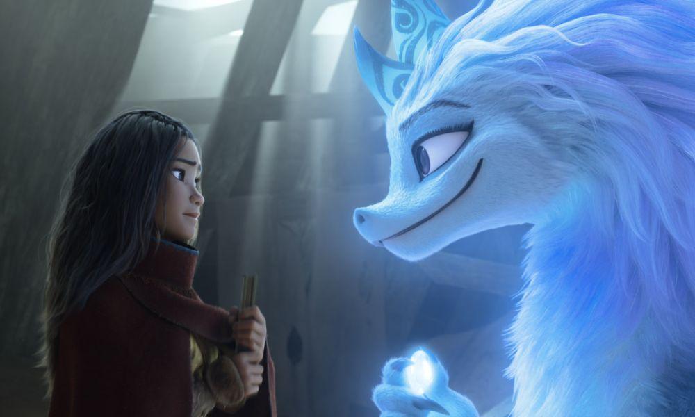 Nuovi trailer e poster di Raya e l'ultimo drago