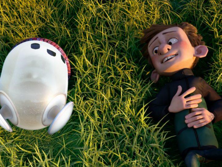 """""""रॉन द गॉन गलत"""" सोशल मीडिया के आदी बच्चों के बारे में एनिमेटेड फिल्म है"""