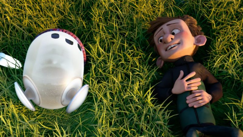 """""""Ron's Gone Wrong"""" to film animowany o dzieciach uzależnionych od mediów społecznościowych"""