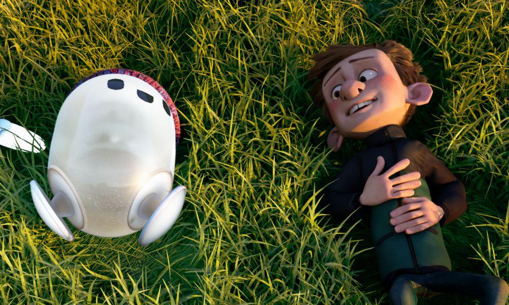 """Ron's Gone Wrong"""" il film di animazione sui ragazzi dipendenti dai social  media"""