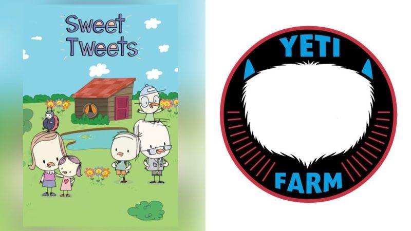 Sweet Tweets to przedszkolny serial animowany wyprodukowany przez Yeti Farm