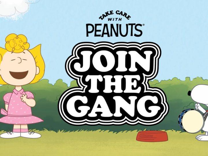 Peanuts & GoNoodle incitent les écoliers à «prendre soin»