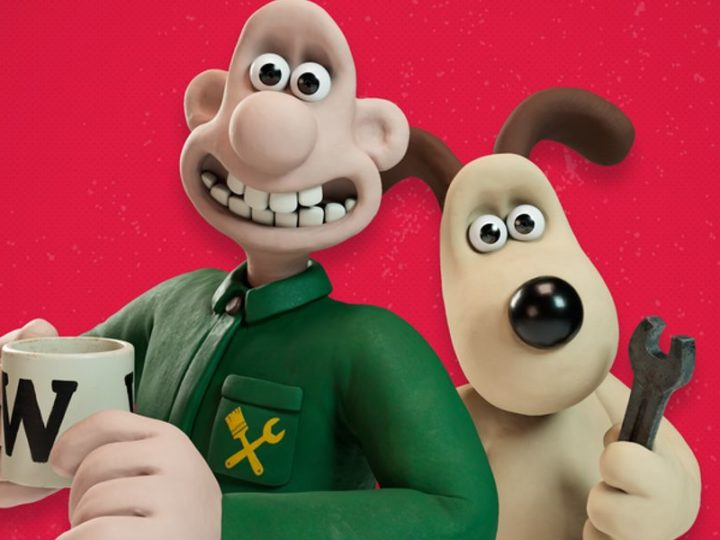 """The Big Fix Up"", de film Wallace en Gromit in augmented reality"