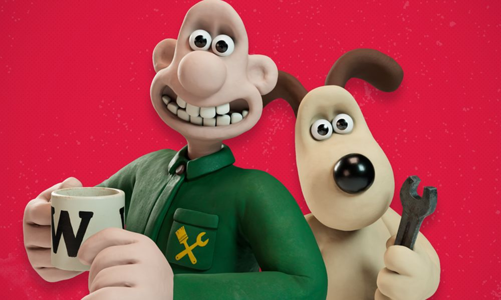"""""""The Big Fix Up"""" il film di Wallace e Gromit in realtà aumentata"""
