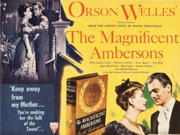 Une animation aidera à restaurer une partie du film d'Orson Welles, The Magnificent Ambersons