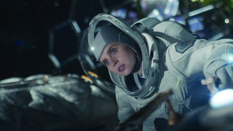 "Filme de George Clooney ""The Midnight Sky"" com efeitos especiais do Framestore"