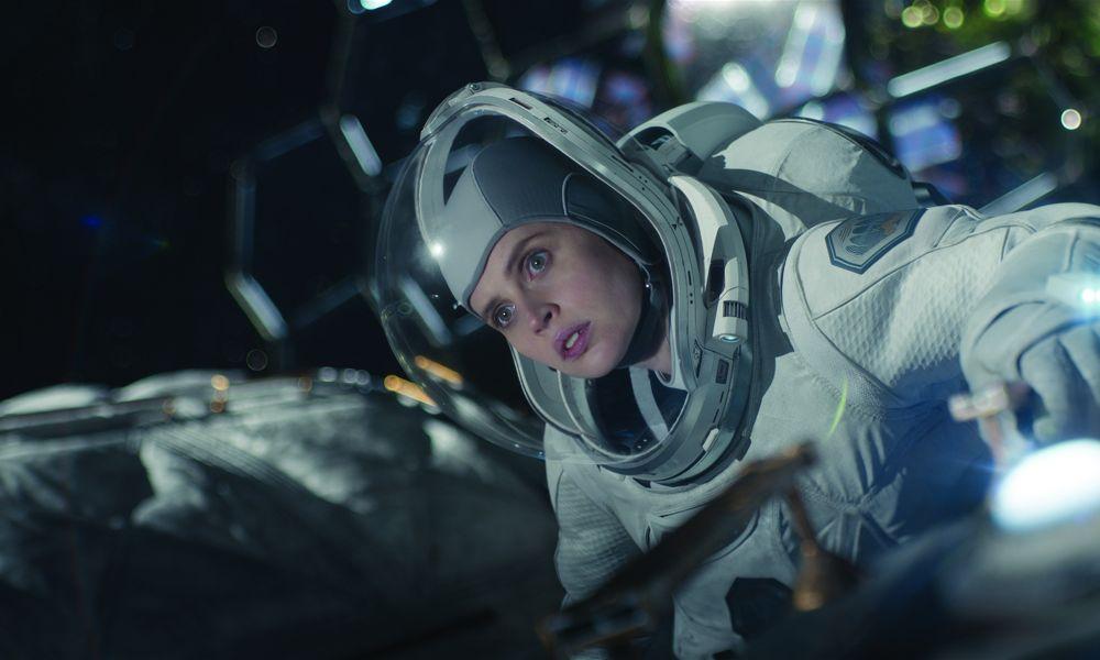 """""""The Midnight Sky"""" il film di George Clooney con gli effetti speciali di Framestore"""