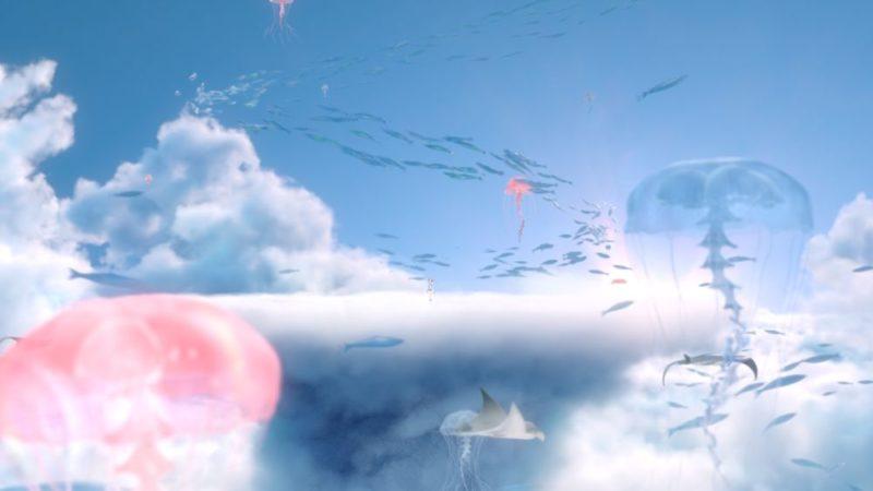 O primeiro filme de fantasia do Virtual Idol estreia na China em Bilibili