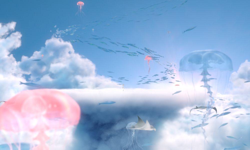 Il primo film fantasy di Virtual Idol debutta in Cina su Bilibili