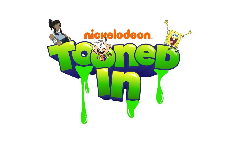 Tooned In, il game show a quiz sui cartoni animati su Nickelodeon