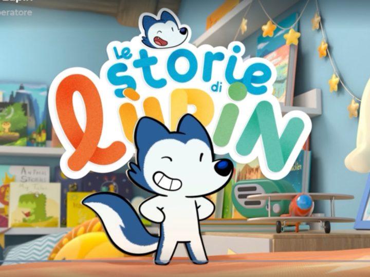 Lupin's Stories - La série animée préscolaire sur Rai Yoyo