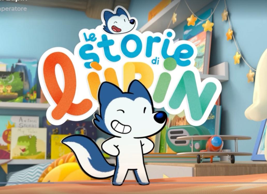Le storie di Lupin – La serie animata prescolare su Rai Yoyo