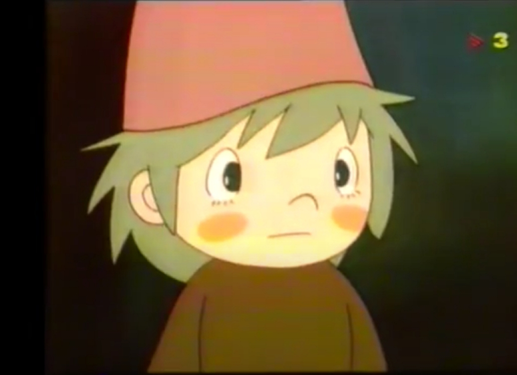 Peter of Placid Forest / Back to the Forest la película animada de 1980