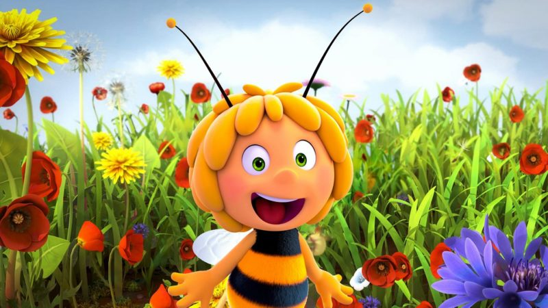 Maya the Bee 3D - A série animada de 2011 do Studio 100 Animation