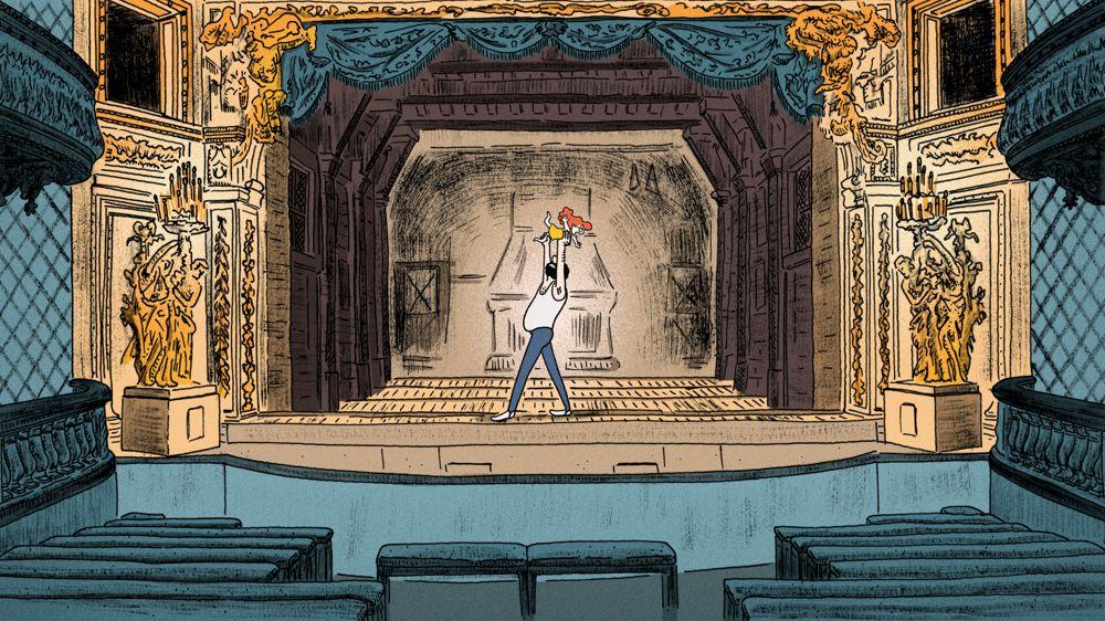 La mia vita a Versailles
