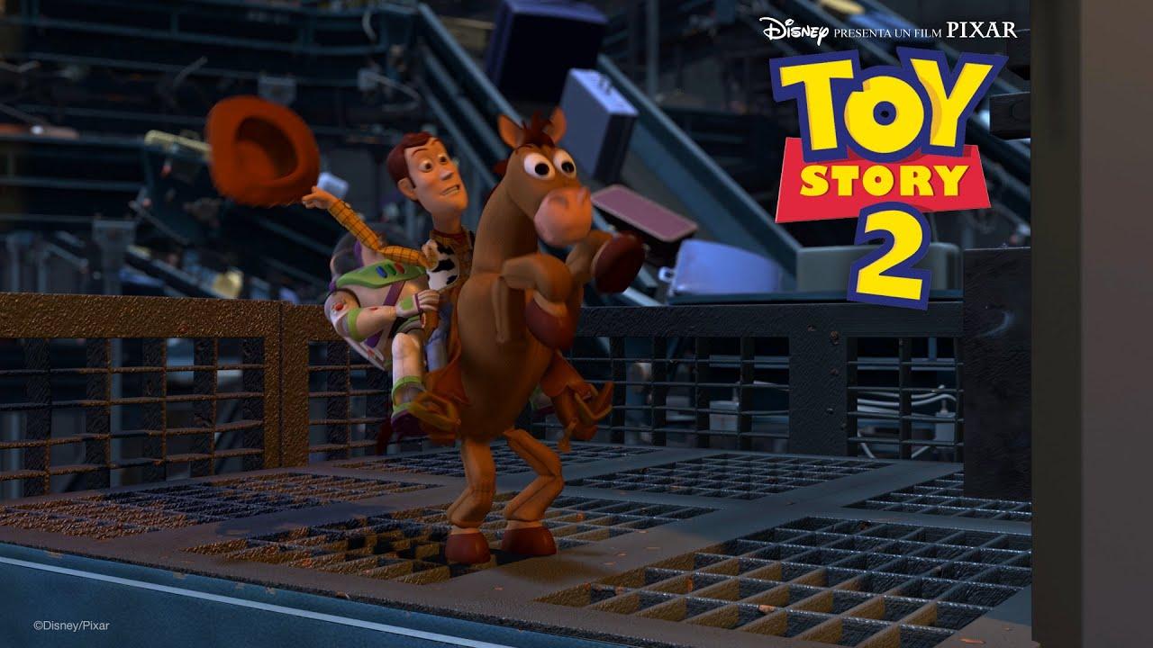 """Il video di Toy Story 2 """"Salvataggio in aeroporto"""""""