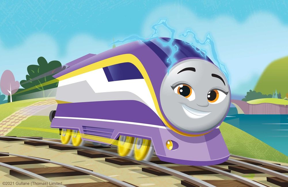 Thomas & Friends: tutti i motori vanno - Kana