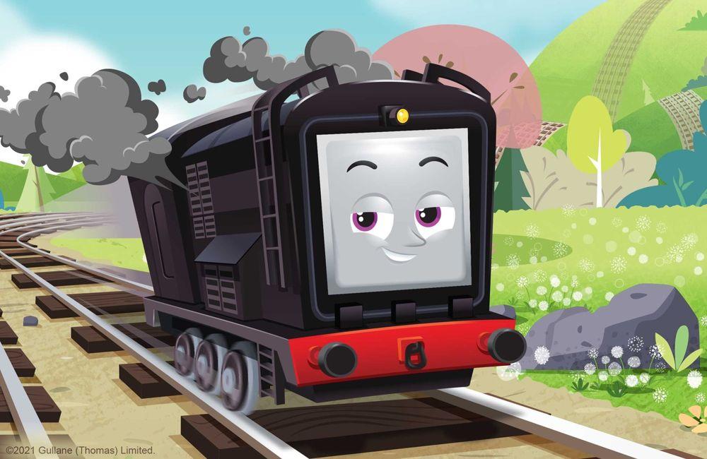 Thomas & Friends: tutti i motori vanno - Diesel