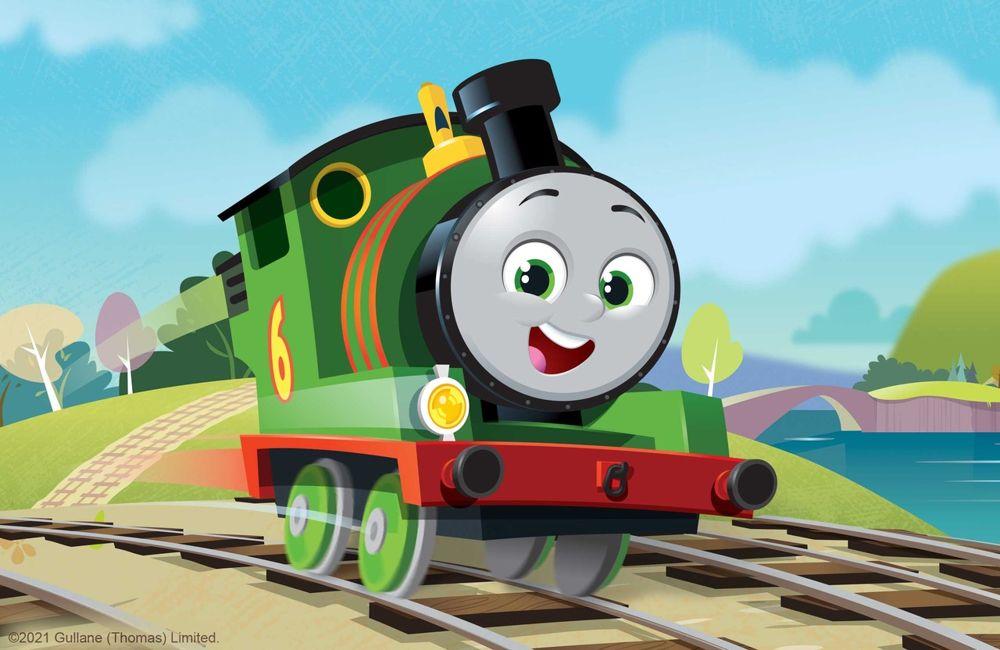 Thomas & Friends: tutti i motori vanno - Percy
