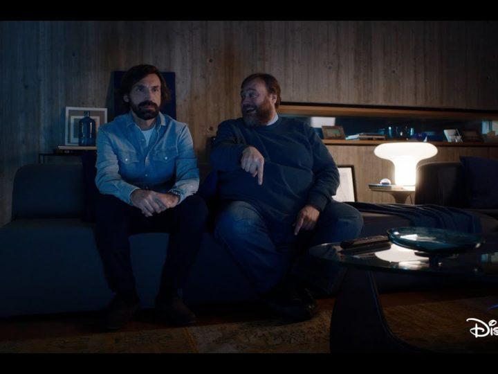 迪士尼+ | 安德烈亚·皮尔洛(Andrea Pirlo)和斯特凡诺·弗雷西(Stefano Fresi)揭开了恒星的形成