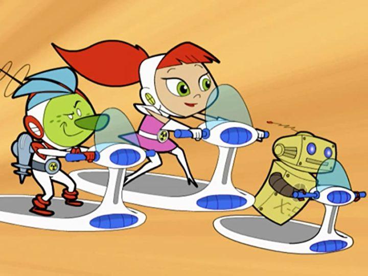 Atomic Betty –  la serie animata del  2004
