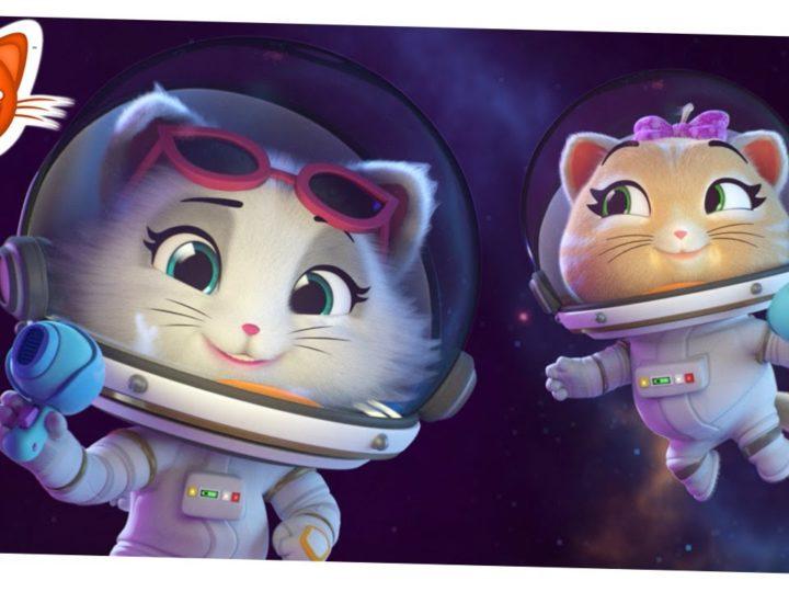 44 बिल्लियाँ | श्रृंखला 2 - अंतरिक्ष मिशन [सीएलआईपी]