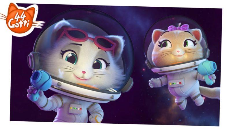 44猫| 系列2-太空任务[CLIP]