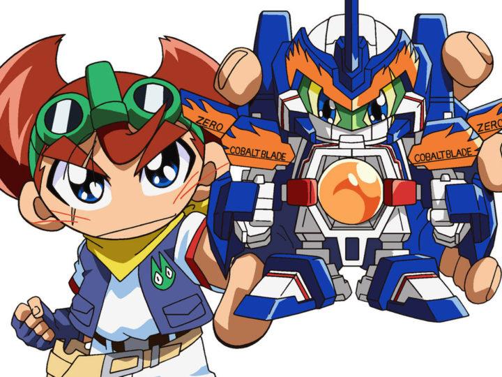 B-Daman –  La serie animata del 2004