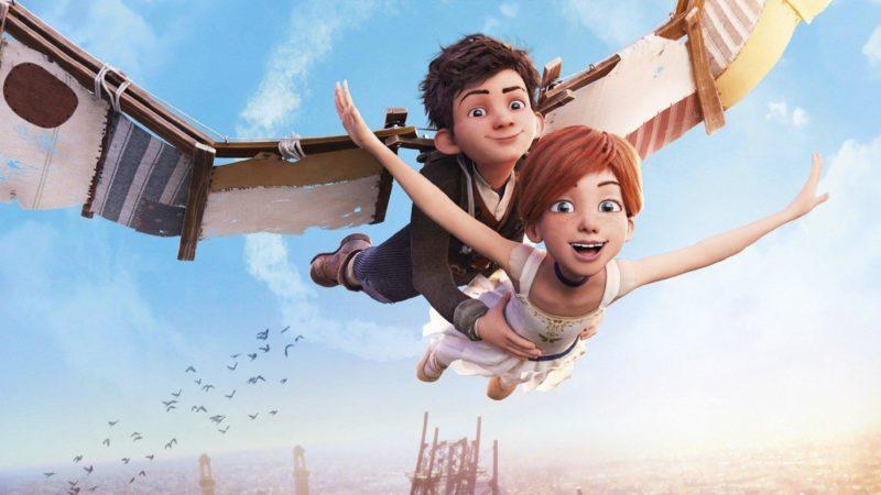Ballerina – il film di animazione del 2017