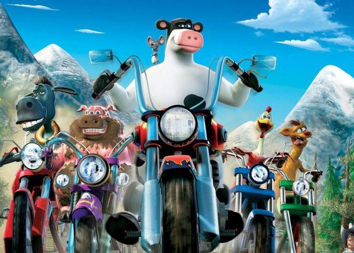 Barnyard Il Cortile – Il film di animazione del 2007