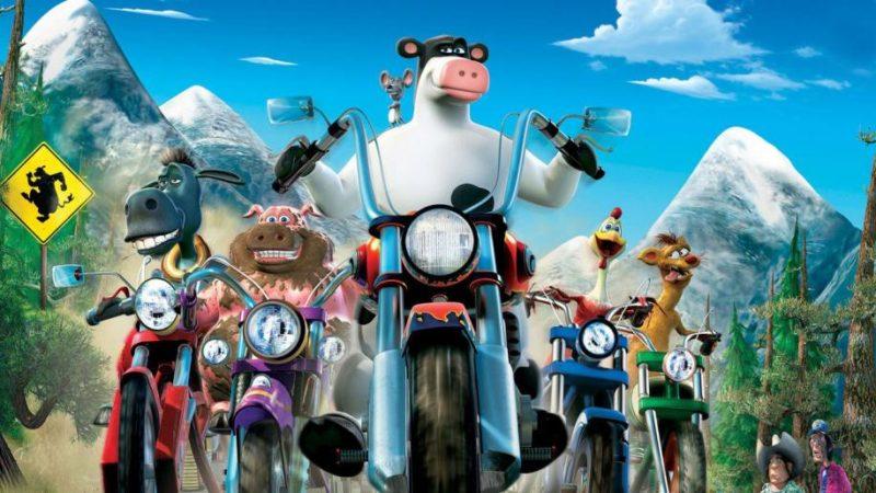 BarnyardIlCortile-2007年のアニメーション映画