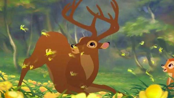 小鹿斑比2-小鹿斑比和森林大王子-2006迪士尼动画片