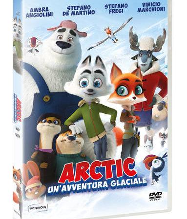 DVD Artic uma aventura glacial