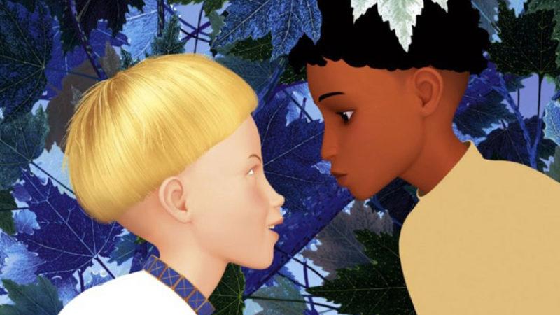 Azur和Asmar-Michel Ocelot的2006动画电影
