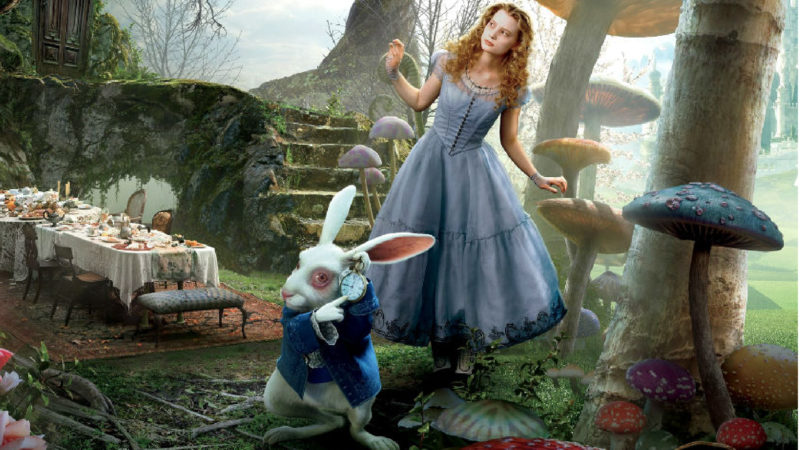 Alice in Wonderland – il film di Tim Burton (2010)
