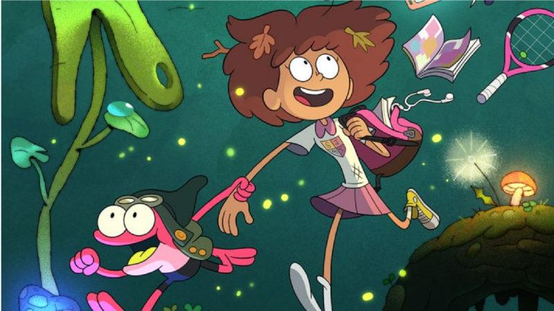 Amphibia – La serie animata di Matt Braly del 2019