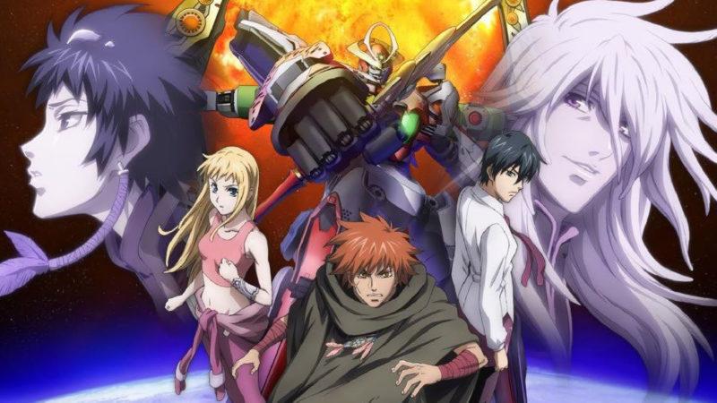 Aquarion – La serie animata giapponese di fantascienza e robot (2005)