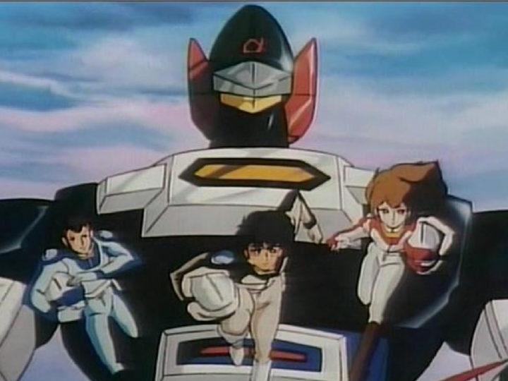 Arbegas - la serie animada japonesa de 1983