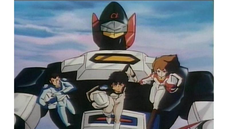 Arbegas - 1983 जापानी एनिमेटेड श्रृंखला