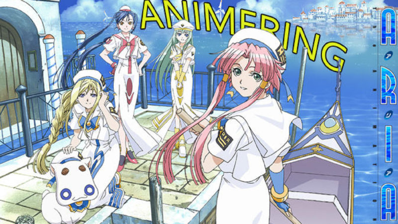 ARIA – The animation – La serie animata giapponese del 2005