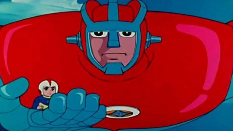 Astroganga – La serie animata giapponese del 1972